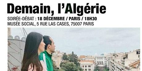 Demain l'Algérie billets