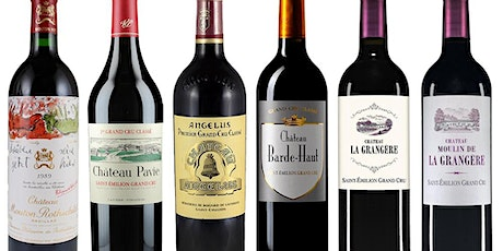 The Grand Bordeaux Tasting tickets