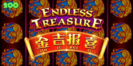 HIGH LIMIT Endless Treasures Group Pull at Ho Chunk Wisconsin Dells - $200 tickets