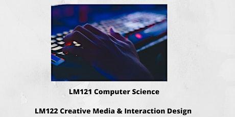 Graduate Career Info Evening Computer Science / Creative Media & Interaction Design tickets