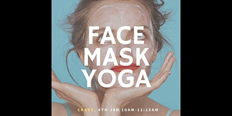 """Therapeutic """"Face Mask"""" Yoga! tickets"""