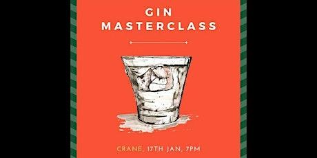 Artisanal Gin Masterclass tickets