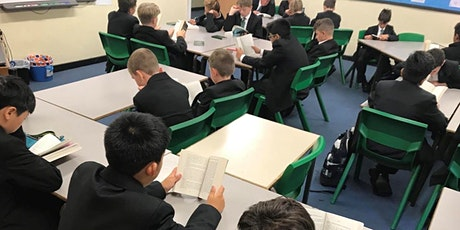 Starting Your Secondary School Big Read tickets