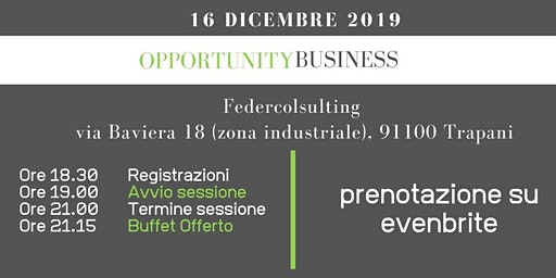 Opportunity Business