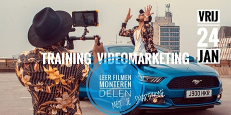 Videomarketing  I  Hoe doe je dat?   tickets