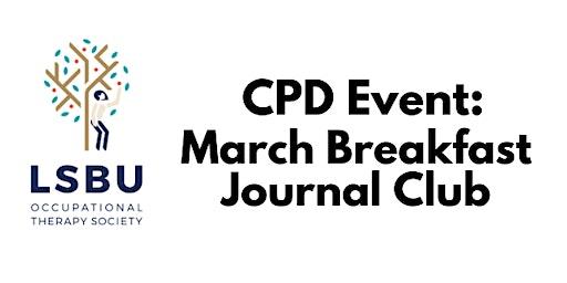 March Breakfast Journal Club