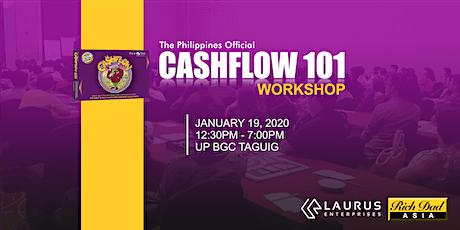 The Philippines' OFFICIAL CASHFLOW 101 WORKSHOP tickets