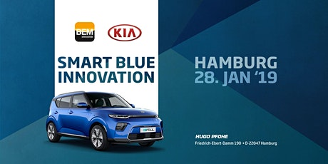 BEM & KIA SMART BLUE  INNOVATION - Hamburg Tickets