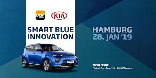 BEM & KIA SMART BLUE  INNOVATION - Hamburg