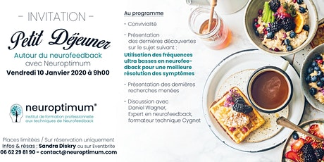 Invitation Petit Déjeuner autour du Neurofeedback billets