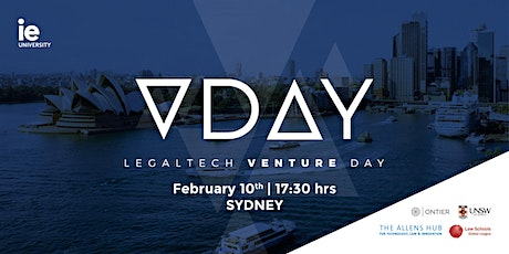 LegalTech Venture Day Sydney tickets