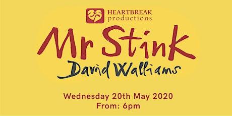 Mr Stink by David Walliams - Garden Viewing tickets