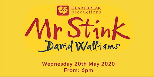 Mr Stink by David Walliams - Garden Viewing