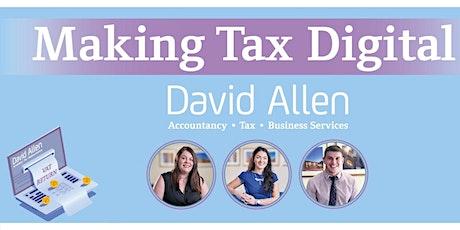 Making Tax Digital Get Ready Seminar tickets