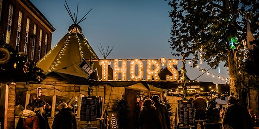 New Years Eve at THOR'S tipi bar York