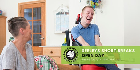 Seeleys Short Breaks open Day tickets