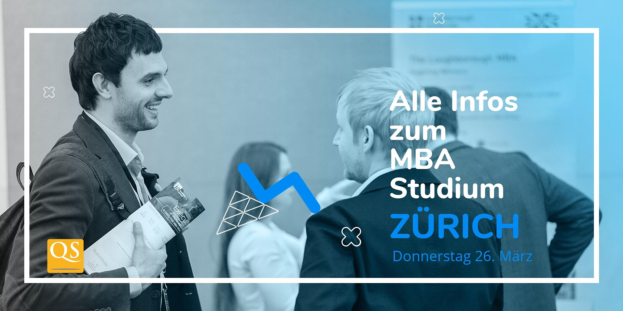 QS Connect MBA Zürich – MBA Event