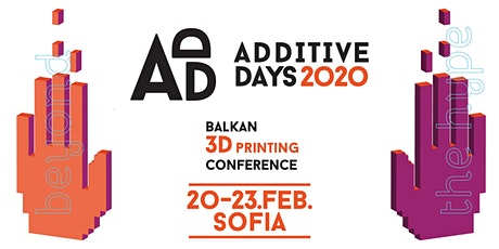 ADDITIVE DAYS 2020 tickets