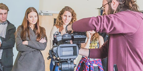 MetFilm School Short Course Open Day - Saturday 1 February 2020 tickets