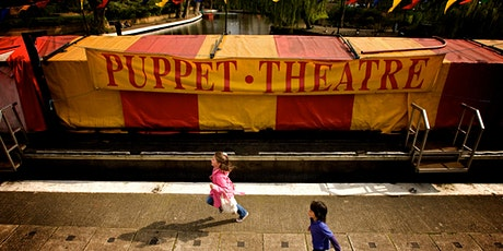 Puppet Theatre Barge performance of: The Water Babies tickets