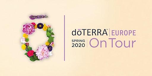 dōTERRA Spring Tour 2020 Deutschland Mitte - Frankfurt