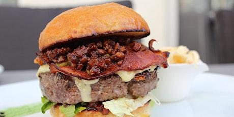 Genießen Sie einen 3 Gänge Brunch mit Dry Aged Burger im Beef & Glory Tickets