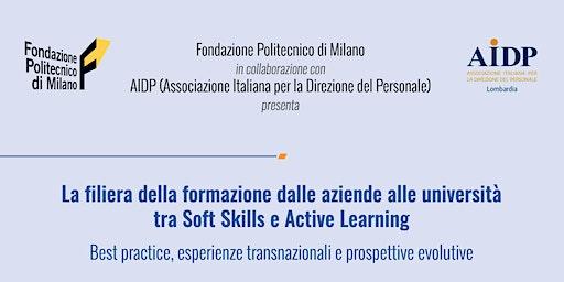 eLene4Life - La filiera della formazione dalle aziende alle università  tra Soft Skills e Active Learning
