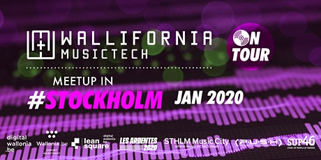 Wallifornia MusicTech On Tour #2 - Stockholm tickets