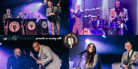 An Evening with Detroit Soul Collective tickets