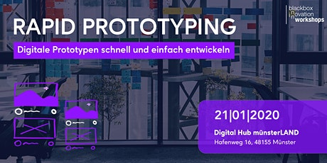 1-Tages-Workshop RAPID PROTOTYPING Tickets