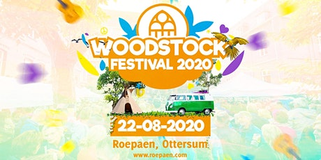 Woodstock@Roepaen 2020 tickets