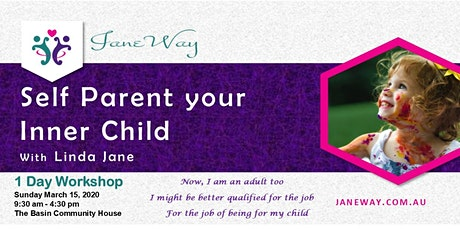 Self Parent Your Inner Child tickets