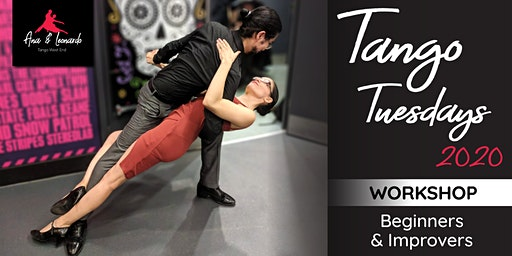 Tango Workshop 2020: Tuesday lessons