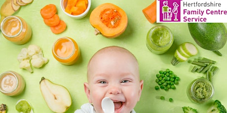 Introduction to Solid Foods (Oughton Family Centre) tickets