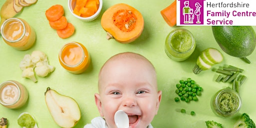 Introduction to Solid Foods (Oughton Family Centre)