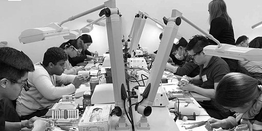 Dr Michael Mandikos Aesthetic Anterior Composites Workshop