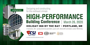 2020 High-Performance Building Conference