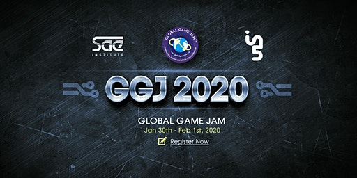 Global Game Jam 2020 at SAE
