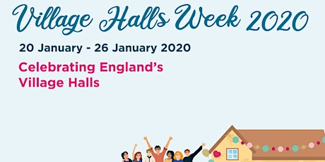 Village Halls Week Networking Event tickets