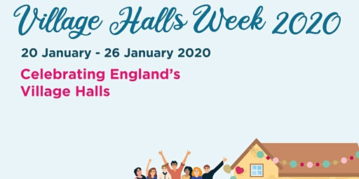 Village Halls Week Networking Event