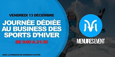 Menuires Event - Le rendez-vous business des Sports d'Hiver biglietti