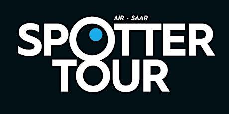 Spotter Tour 2019 entradas