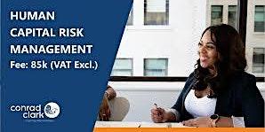 Human Capital Risk Management Workshop