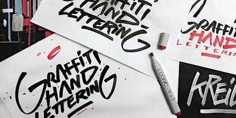 Graffiti-Handlettering | Workshop Tickets