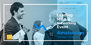 QS Connect MBA Amsterdam– MBA Event