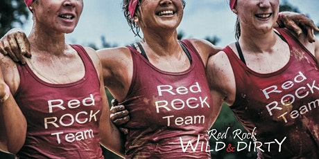 WILD & DIRTY 2020 - XL - Red Rock Ranch tickets