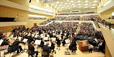 Concerts de l'Orchestre National de Lille (réservés étudiants Ulille)