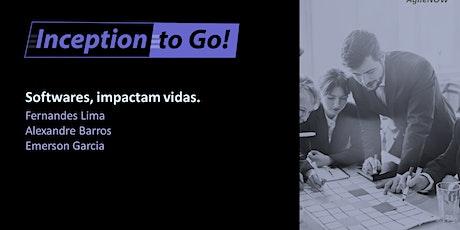 Webinar:Iniciando o seu projeto por uma Inception to Go- GRATUITO ingressos