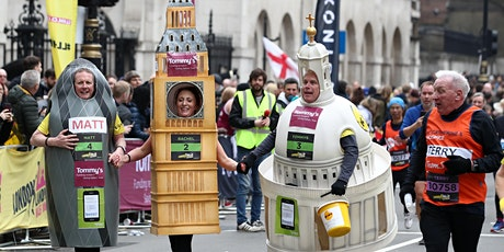 London Landmarks Half Marathon for KIDS Charity tickets