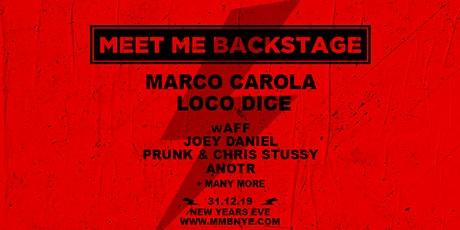 NU.nl - MMB NYE invites Marco Carola and Loco Dice tickets